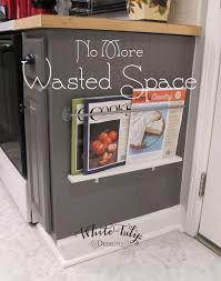 cabinet ends ideas side of cabinet storage ideas new storage uses for the