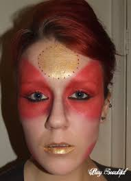 Ziggy Stardust Halloween Costume Stay Beautiful Double Dares Beauty U0027s Bad Habit David Bowie
