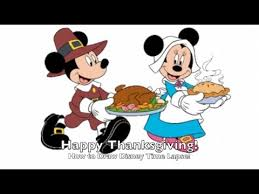 happy thanksgiving time lapse mickey and minnie drawing how to