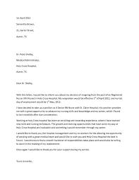resignation letter nursing job resignation letter massage chair