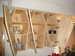 coffin bookshelf the coffin kitchen other uses for caskets plus coffin bath