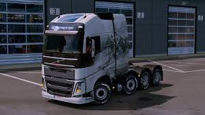 euro truck simulator 2 paint heavy charge from the mercedes