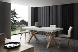 tavoli sala da pranzo allungabili 礙 un tavolo da pranzo allungabile unico per stile