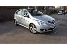 used mercedes benz b class hatchback 2 0 b200 cdi se cvt 5dr in
