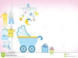baby boy shower stock photography image 1859362