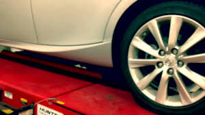 lexus isf alignment specs herb chambers lexus wheel alignment youtube