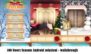 soluzione gioco 100 doors and rooms 100 doors seasons soluzione livello 1 2 3 4 5 6 7 8 9 10 walkthrough