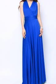 cobalt long convertible dress plus size bridesmaid dresses lg 22