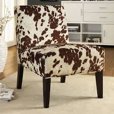 Best  Cowhide Chair Ideas On Pinterest Cowhide Furniture Cow - Printed chairs living room