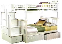 bunk beds bed with stairs costco full over amazing queen for sale
