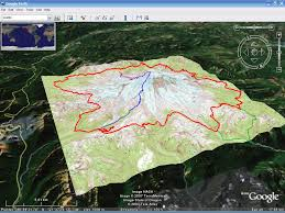 Google Map Of Oregon by New Google Earth Imagery Cascades 2008 Expedition