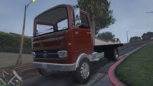 mercedes truck 2016 gta 5 vehicle mods truck mercedes benz gta5 mods com