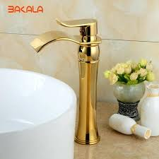 gold bathroom faucet gold bathroom faucet modern bathroom faucet
