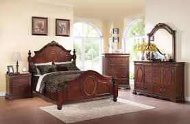 Queen Bedroom Sets Estrella White 4pc Full Bedroom Set 30235f