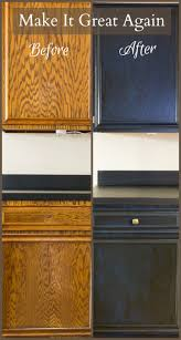 how to paint oak cabinets black make it great again painting oak cabinets painting oak