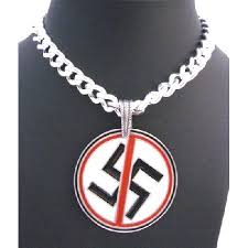 chain necklace with pendant images Good luck pendant necklace fancy swastik pendant thick chain jpg
