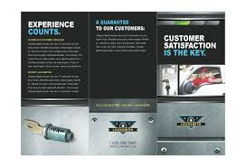 locksmith print template pack from serif com