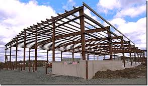 Prefab Metal Barns Prefab Metal Buildings Steel Building Frame