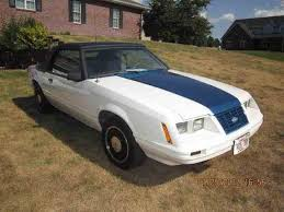 1982 mustang glx 1982 to 1984 ford mustang for sale on classiccars com 20 available