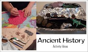 Cuneiform Activity Worksheet Living And Learning At Home November 2015