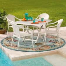 Outdoor Table And Chair Set Cafe Dining Collection Frontgate