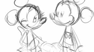 mickey mouse drawing gif u0026 share giphy