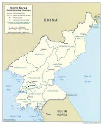 Map Of World Korea by North Korea On Our Minds And In Our Classrooms