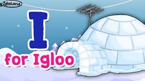 alphabet songs for children to learn letters a to z i for igloo