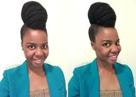 cuban twist hair easy high bun with cuban twist hair tutorial tobnatural
