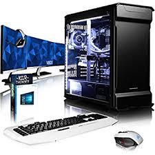 carte graphique pc bureau vibox spectrum gxr780 512 pc gamer ordinateur avec jeu bundle win