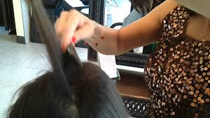 how to get a lifted crown hairdo how to create hair volume and lift the hairapist styling tip