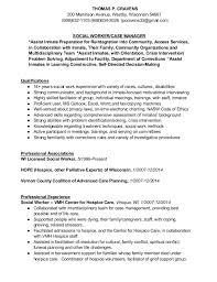 social worker resume tom cravens doc social worker resume