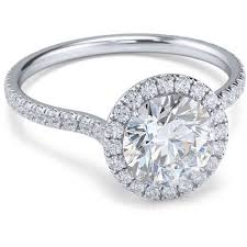engagement ring walmart cz 18kt white gold tone halo cut engagement ring walmart