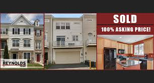one car garage size brambleton one car garage town home sold for full asking price