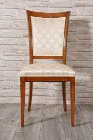 sale da pranzo eleganti elegante sedia in stile luigi xvi in noce con le gambe a spillo