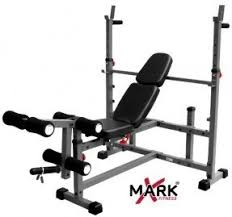 Olympic Bench Set With Weights Leg Curl Bench Foter