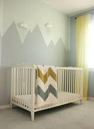 chambre bébé peinture murale peinture mur chambre bebe mh home design 26 may 18 02 25 28