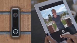 Front Door Monitor Camera by Doorbell Cameras The Latest In Home Security Mytechbits