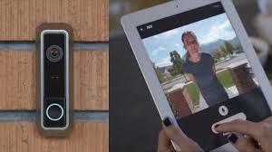 Ring Wi Fi Enabled Video Doorbell by Sears Doorbell Camera U0026 Advantages Of Using Wireless Doorbells