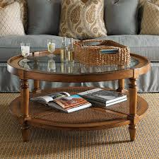 how to decorate a round coffee table round coffee table with storage furniture frame at home goods ethan