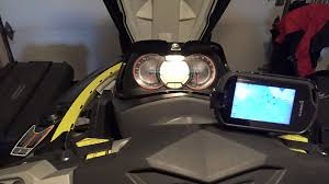 garmin oregon 600 on seadoo rxt x 260 2012 gallery article