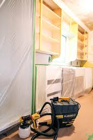 best wagner sprayer for kitchen cabinets how to paint kitchen cabinets with a paint sprayer at home