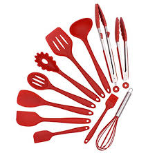 Red Kitchen Utensil Set - red kitchen utensils sets u2013 red kitchen accessories