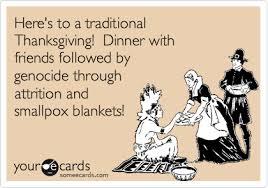 i hated thanksgiving but i let it go gum monkey
