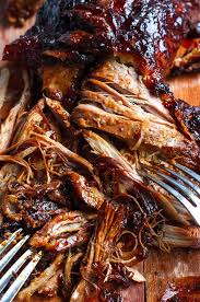 cooked turkey leg recipe with honey glaze garlic eatwell101