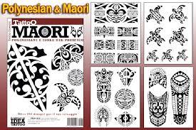 tattoo johnny flash book polynesian maori design 66 page flash book polynesian variety