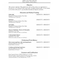 resume formats and exles residency cvmplate assistant student resume sles pdf