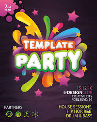 50 free and premium psd and eps flyer design templates designmodo