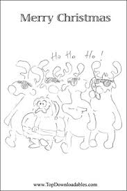 christmas card coloring pages free printable funny christmas cards