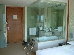 Bathroom Partition Glass  Interiors Design - Glass bathroom